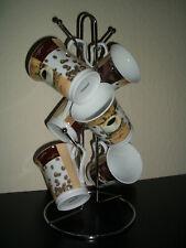 6 Kaffeetassen - Fine Porcelain Coffee Design