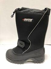 Baffin Tundra Mens Winter Snow Boots Black US10 M