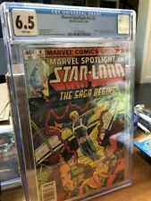 Marvel Spotlight #6 (1980) Marvel Comics CGC 6.5 VF/NM 1st Star-Lord Peter Quill