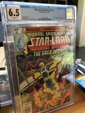Marvel Spotlight #6 (1980) Marvel Comics CGC 6.5 VF/NM 1st Star-Lord Peter Quill