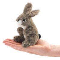 Folkmanis Mini Jack Rabbit Puppet-2675 #2902