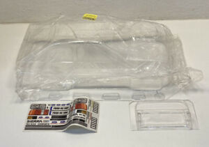 FORD SIERRA RS COSWORTH 1/10 RC BODY SHELL WITH STICKERS RC MODEL CARS