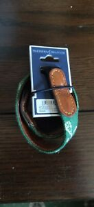NEW VINEYARD VINES WITH SMATHERS & BRANSON LACROSSE LAX SUNGLASSES STRAP