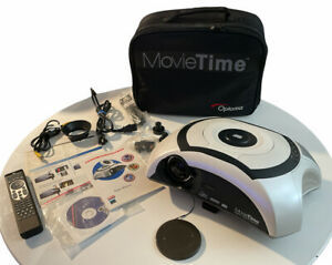 🔥 Optoma Movietime Projector DMD Projection Display Unit Model DV10 TESTED 🔥