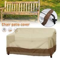 Garden Patio Furniture Sofa Loveseat Cover Waterproof Outdoor/ Indoor Protection