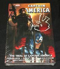 Marvel Captain America: The Trial of Captain America Omnibus -Sealed