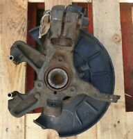 SEAT LEON MK2 1.6 TDI DIESEL O/S/F RIGHT OFFSIDE FRONT HUB CARRIER and BEARING