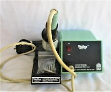 Complete Weller Wtcpt Soldering Station 11 Tips Tc201 Pu120 Ph1201