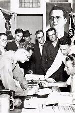 WW2 - PPF Doriot - Signature d'un engagement pour le Front de l'Est en 1941