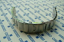 SEIKO MONSTER 20mm HEAVY STAINLESS STEEL WATCH STRAP BRACELET 49X8-G.CZ