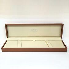 New Original ESQ BY MOVADO SWISS WATCH BOX Jewelry Storage presentation Case