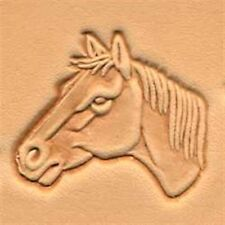 8364 Horse Head 3-D Stamp (Left) Tandy Leather 88364-00