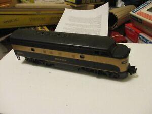 American Models/ Unknown Monon F7 diesel DC Hirail (11/19/20)