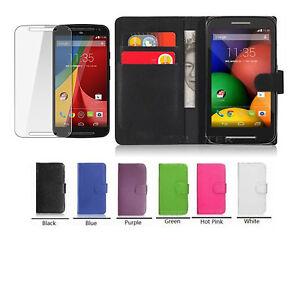 Multicolor Wallet Pouch card slot Case Cover For Motorola Moto G3 2015 (3nd Gen)