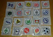 20 MAGNETE Fußball BUNDESLIGA: FC Bayern München, BORUSSIA DORTMUND - Pins ARAL