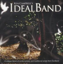 Ken Campbell's Ideal Band - CD 2009 NEW SEALED