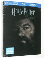 HARRY POTTER AND THE PHILOSOPHER'S STONE Blu-ray Disc Future Shop Excl Steelbook