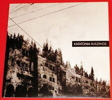 "Katatonia: Buildings - Limited EP 7"" LP Clear Vinyl Record 2012 Peaceville NEW"