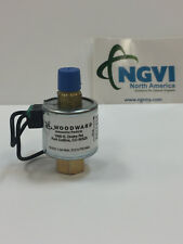 AFC-151 (Woodward N3-0173HT) Multi-Purpose 12VDC Shut-off/Lock-off Valve