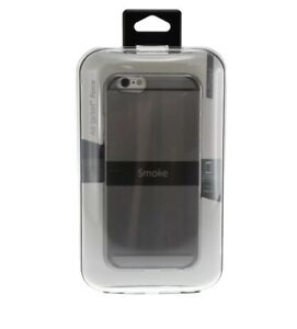 "Power Support Air Jacket Force Case for Iphone 6 / 6s 4.7"" - Smoke - USA Seller"