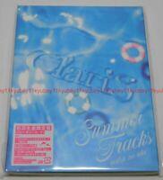 ClariS SUMMER TRACKS Natsu no Uta First Limited Edition CD + Post Card Set Japan