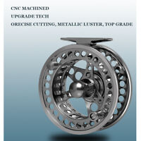 CNC Machined Large Arbor Fly Reel 3/4 5/6 7/8 9/10WT Fly Fishing Reel