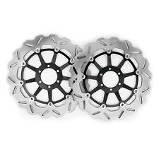 Front Brake Disc Rotors For RSV R 1000 CAFE RACER MONSTER KTM DUKE 990 05-13
