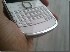 Brand New Original Nokia E6 Keypad - White