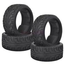 4PCS 102mm RC 1:8 On-Road Buggy Car Foam Rubber Tyre Tires 803