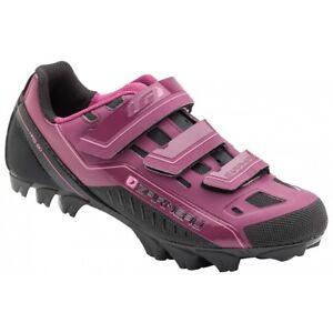 Louis Garneau Sapphire Womens Cycling Shoes - Purple - Size 40