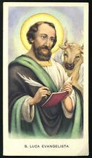 santino-holy card EGIM n.89 S.LUCA EV.