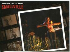 Smallville Seasons 7-10 Behind The Scenes Chase Card BTS7