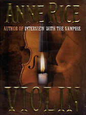 Violin by Anne Rice (Hardback, 1997)