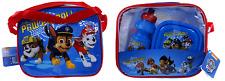 OFFICIAL LICENSED PAW PATROL CHILDRENS LUNCH BAG SCHOOL BAG BOYS GIRLS BOX BAG