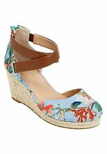 Trixie Espadrille Sandal by Comfortview Size 10M