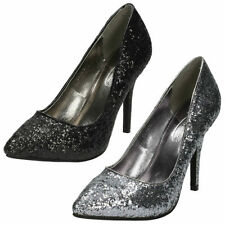 Stiletto Evening & Party Spotted Women's Court Shoes