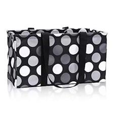 Thirty One LARGE UTILITY tote Bag organizer laundry 31 gift got dot new retired
