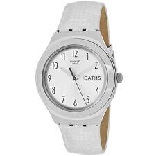Swatch Irony Armbanduhren mit 12 Stunden Zifferblatt