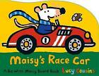 NEW Maisy's Race Car: A Go with Maisy Board Book by Lucy Cousins