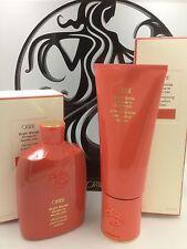 Oribe Bright Blonde Shampoo & Conditioner for Beautiful Color 8.5oz/ 6.8oz SET