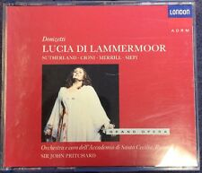 Donizetti: Lucia Di Lammermoor / Sutherland (2CD, London)