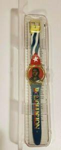 SWATCH 1995 TO CHE - GJ115 -  CHE GUEVARA -  NEW - RARE !!!