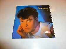"PAUL YOUNG - Wherever I Lay My Hat - 1983 UK 2-track 7"" Vinyl Single"