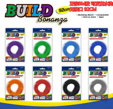 Block Brick Compatible Block Tape Flexible Strips Adhesive Backing Silicone LEGO