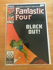 Fantastic Four 293 -  High Grade Comic Book - B34-55