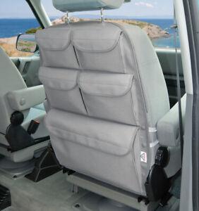 UTILITY für die Rückenlehne des Fahrer-/Beifahrersitz VW T4 im Design Palladium