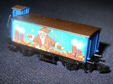 Z Scale Marklin 80623? Christmas Box Car