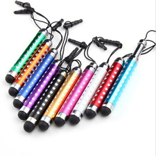 10pcs Retractable Anti-Dust Touch Screen Stylus Pen for Touch screen phone ipad