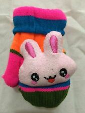 Children Animal Mittens Gloves Multi Colour