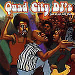 QUAD CITY DJS  GET ON UP AND DANCE  CD
